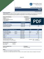 TDS-PE-001-UF1810