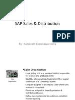 SAP Sales & Distribution