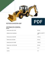 RETROEXCAVADORA-420F
