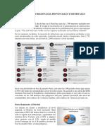 Analisis de Datos Regionales