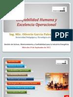 02. Confiabilidad Humana y Excelencia Operacional MR_ppt_ME 2012