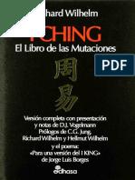 Richard Wilhelm - I Ching - Version Completa
