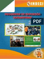 EDUCACION COMUNITARIAS INDECI