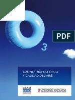 Ozono troposférico y calidad de aire