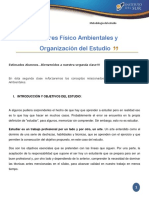 Unidad 1- Clase 1 Factores Físico Ambientales.