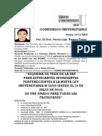PERCY LUIS RAMOS TAPIA - Esquema de Tesis Pre Grado de UAP