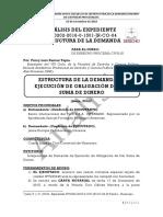 PERCY LUIS RAMOS TAPIA - Análisis Del Expediente de PROCESAL CIVIL III