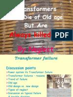 Transformer Failure
