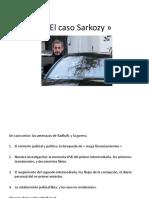«El caso Sarkozy»