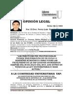 PERCY LUIS RAMOS TAPIA - Optimismo Peruano 2018 Hacia Adelante