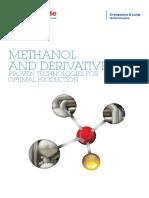 Air Liquide e c Methanol and Derivatives September 2017