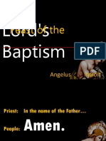 Feast of the Lord's Baptism