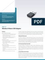 DWA-131 Wireless N Nano USB Adapter