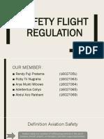 Safety Flight Regulation