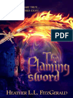 The Flaming Sword (the Tethered - Heather L. L. FitzGerald
