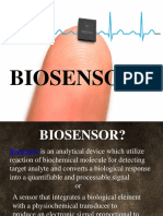 Austin Journal of Biosensors & Bioelectronics