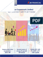 Avenue Supermarts Ltd (DMART in)_Initiation-1