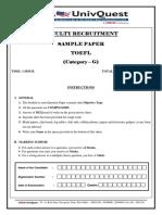0142 Frt TOEFL