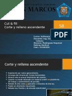 METODO DE EXPLOTACION CORTE Y RELLENO