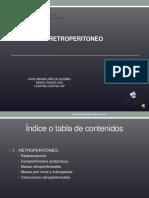 1.2 RETROPERITONEO