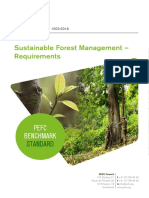 PEFC ST 1003-2018 - Sustainable Forest Management 2018-11-14
