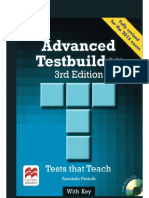 Amanda French - Advanced Testbuilder