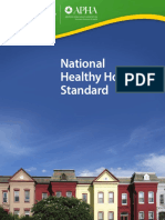 National Healthy Housing Standart book