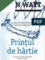 Erin Wait - Printul de Hartie (Familia Royal Vol.2)