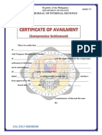 Annex A - COMPROMISE CERT OF AVAILMENT (1).docx