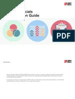 ERP Financials Comparison Guide 2016