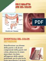 Diverticolosi e Malattia Diverticolare Del Colon Freschi