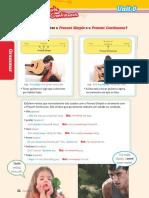 Swoosh 8 Student's File Págs 26_27 Present Simple Versus Pres Cont