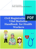 Crvs Handbook for Health Workers (Second Edition)