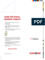 Delhaize Guide for Ethical Business Conduct
