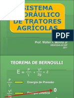 Sistema Hidráulico Dos Tratores Agrícolas 2011