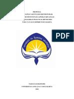 Proposal ASP Yayasan BOPKRI