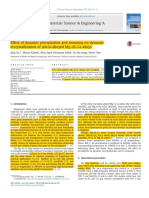 Effect of Dynamic Precipitation an Twinning on Dynamic Recrystallization of Microalloyed Mg-Al-CA Alloy