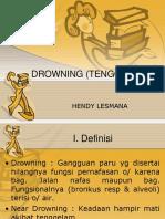 Drowning (Tenggelam)