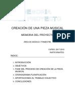 Proyecto Musica Del Arte Sonoro 2