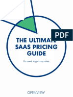 SaaS Pricing Guide (eBook)