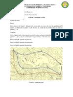Diseño Horizontal - ejemplo de rutas de estudio