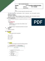 Math Cot Objective 9