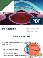 Si Kodhil - Lens Anatomy