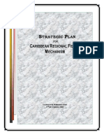 CRFM Strategic Plan - 2002