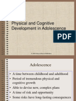 Boyd_PPT_ch11 Adolescents - Physical and Cognitive Development