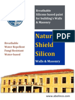 Nature Shield Silicon (Silicon Based Paint)