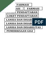 Form Survey Pelanggan PKM Palakka Kahu