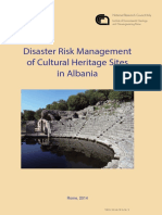 Albanija Disaster Risk Management