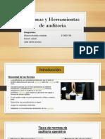 Normas y Herramientas de Auditoria Powerr Listo