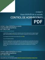 303 Control Hormigones
